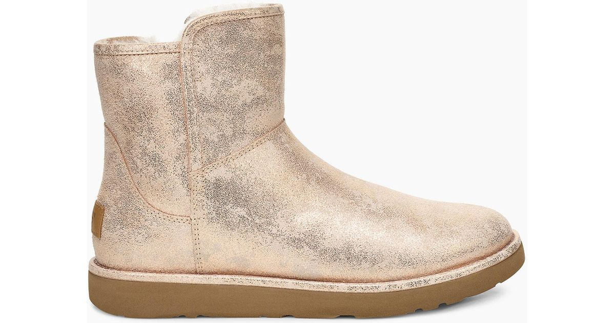 4581002b7 UGG Abree Mini Stardust Boot Abree Mini Stardust Boot - Lyst