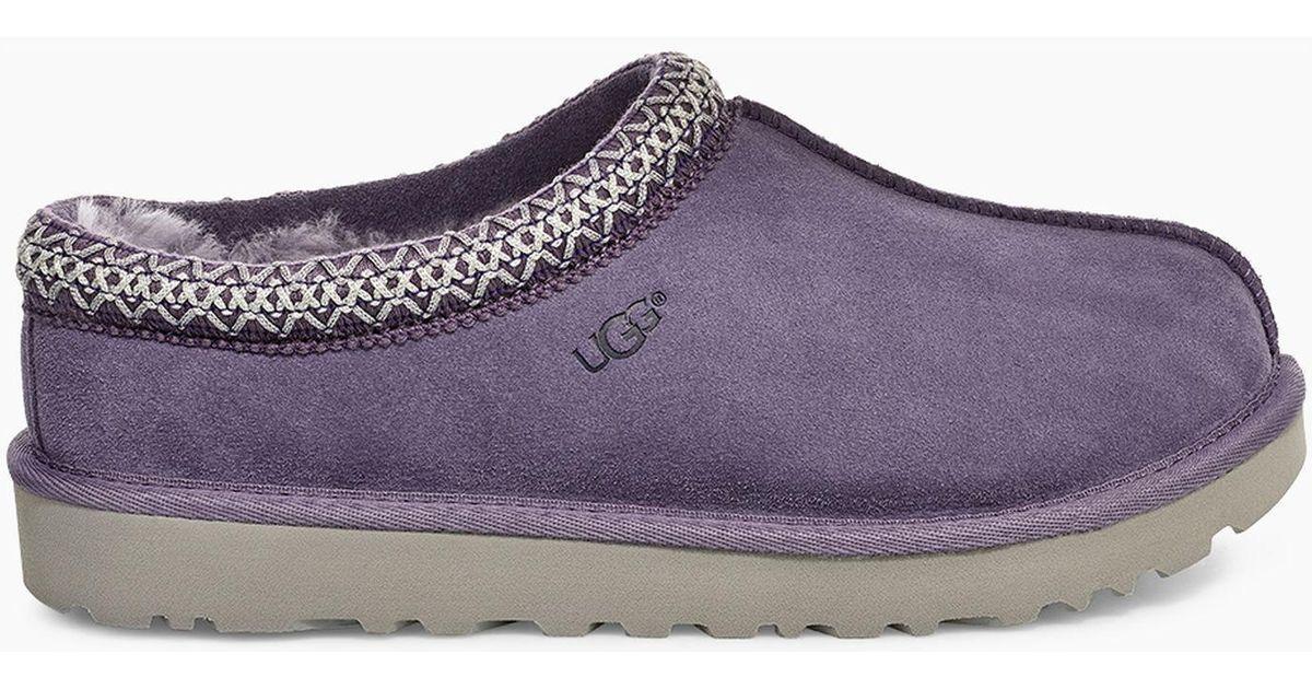 76105ee11a89 Lyst - UGG Tasman Slipper Tasman Slipper in Purple