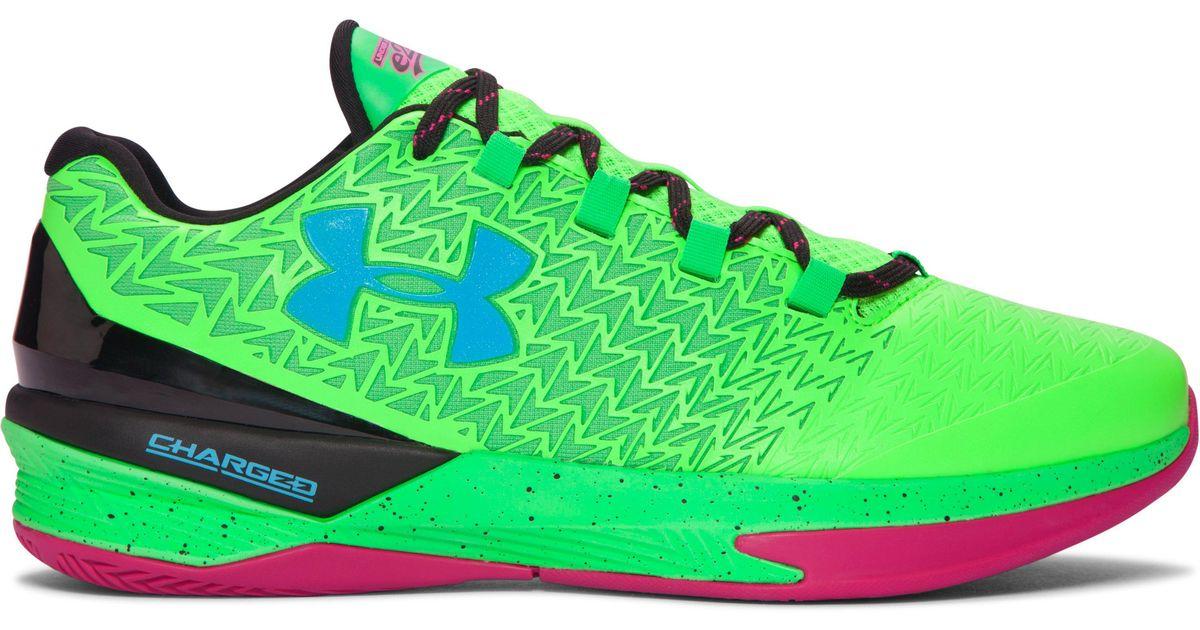 a42678b93b2 ... green b70cb eae61 france lyst under armour mens ua clutchfit drive 3  low basketball shoes for men dfb8b c0a0c ...
