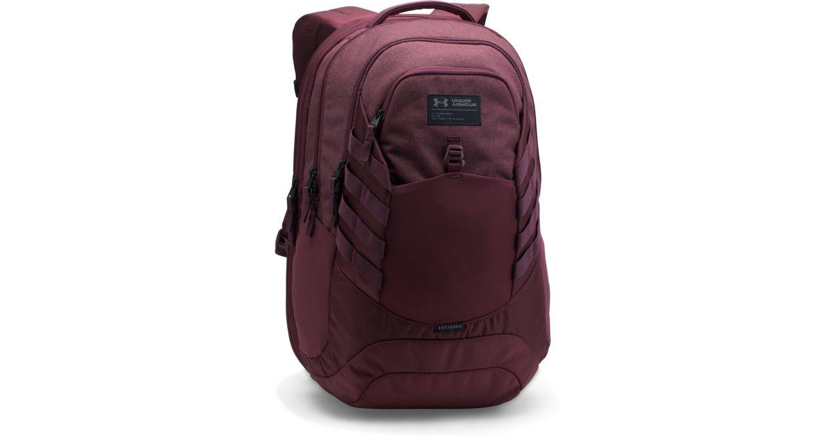 54e150d345 Lyst - Under Armour Men s Ua Hudson Backpack for Men