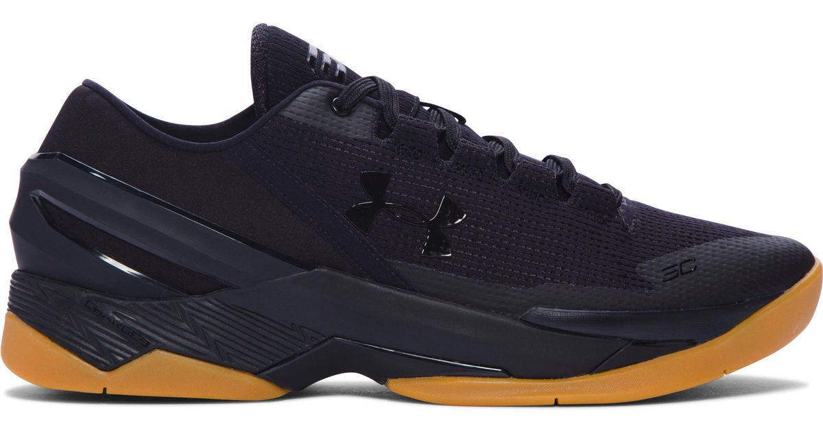 bebd74797df6 Lyst - Under Armour Men s Ua Curry Two Low Basketball Shoes in Black for Men