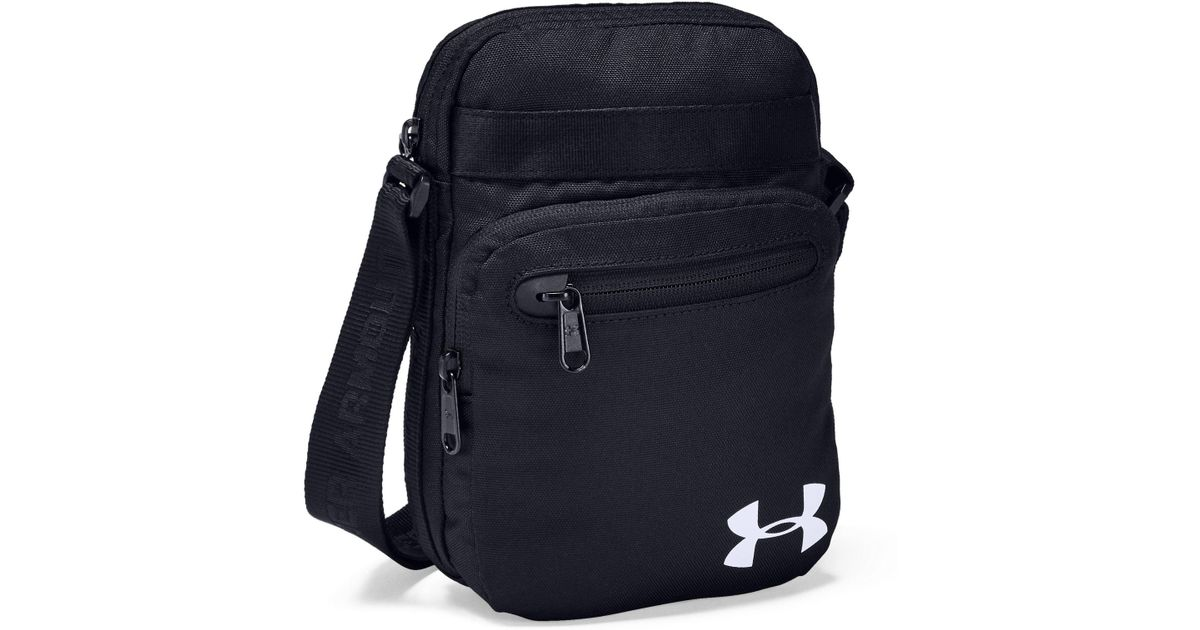 8652d3922fc Under Armour Ua Crossbody in Black for Men - Lyst