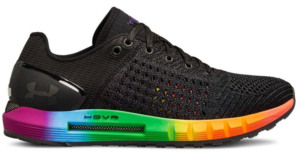 3af9a71f272e8 Under Armour Hovr Sonic - Pride Edition in Black - Lyst
