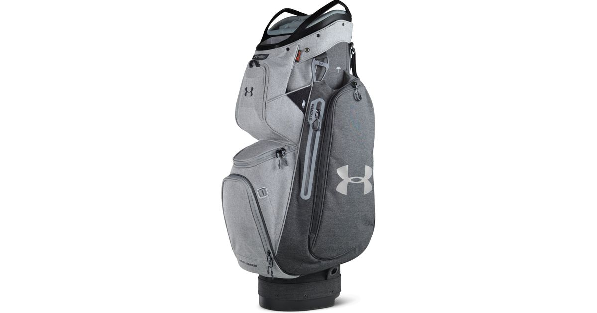 e862aa1de4 Lyst - Under Armour Men s Ua Storm Armada Sunbrella® Cart Bag in Gray for  Men