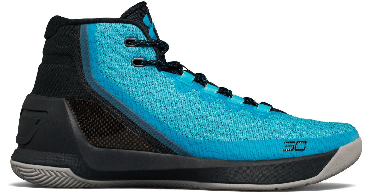 dda55e96e34 ... uk lyst under armour mens ua curry 3 basketball shoes in blue for men  c0dd2 ea7c4