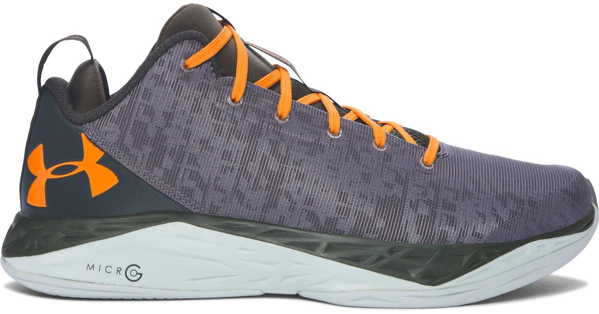 8cbf3319697f Lyst - Under Armour Men s Ua Fireshot Low Basketball Shoes for Men