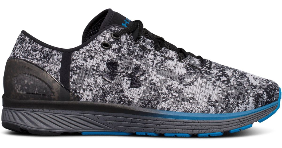 9384df612175 Lyst - Under Armour Men s Ua Charged Bandit 3 Digi Running Shoes in Blue for  Men