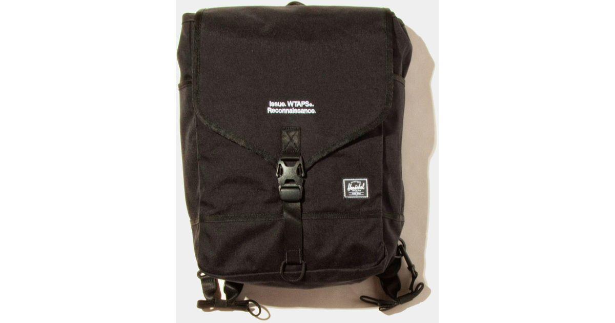 d810000f7c4 Lyst - Herschel Supply Co. Herschel X Wtaps Backpack in Black for Men