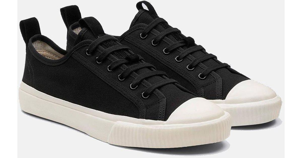 new product b3afe 9d1ac grenson-Black-Low-Top-Sneakers-canvas.jpeg