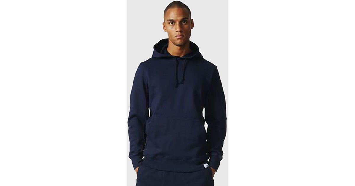 1a87345fe3cb adidas-originals-Navy-Blue-Adidas-X-By-O-Hooded-Sweatshirt.jpeg