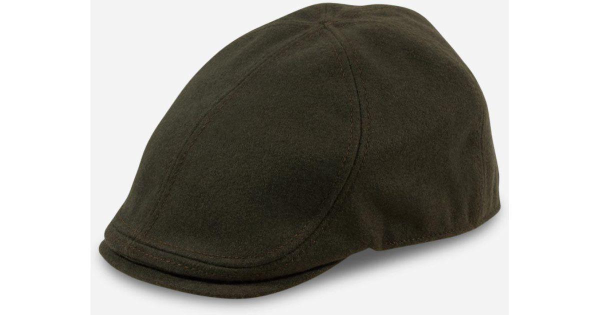 Lyst - Goorin Bros Liam Ivy Flat Cap in Green for Men 43ead26fcd8e