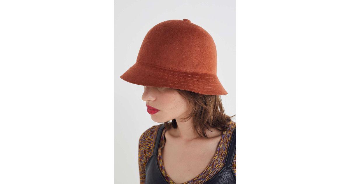 Lyst - Brixton Essex Hat in Brown 61990803d5d