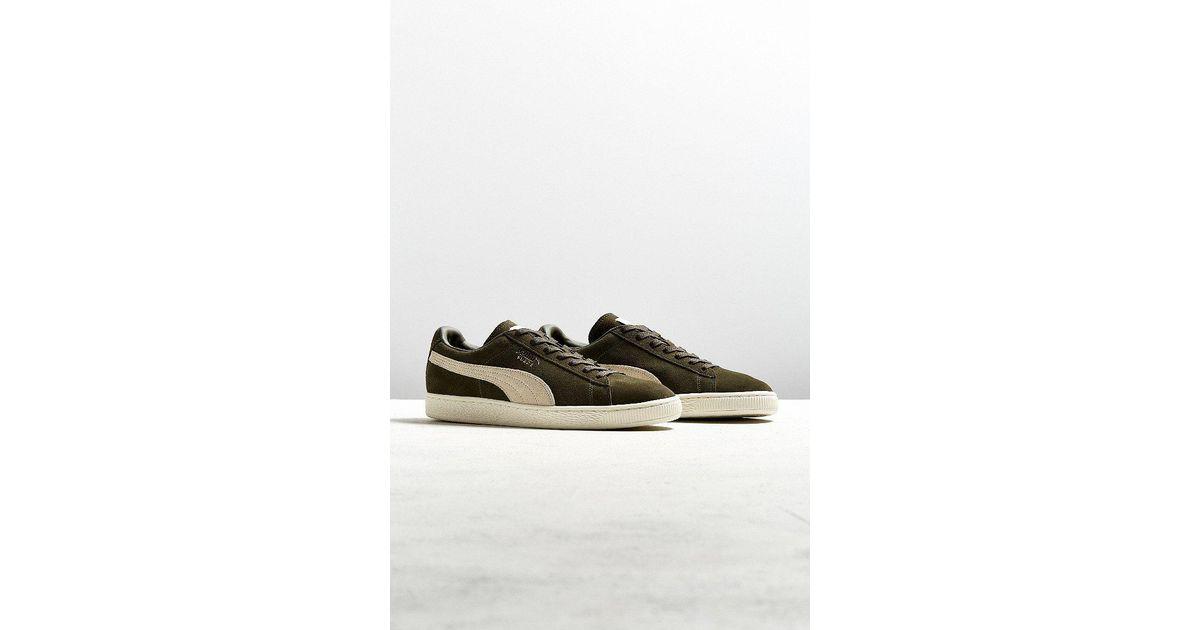 b1fdb3357d53a9 Lyst - PUMA Puma Suede Classic Plus Sneaker for Men