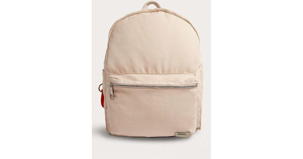 b14ffa52b56b BDG Canvas Backpack in White - Lyst