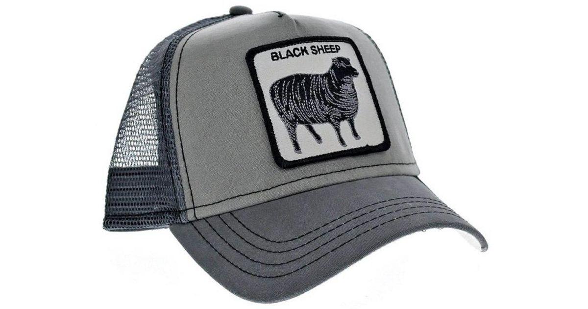 5b1bfc98b9a53 Lyst goorin bros shades of black cap in black for men jpeg 1200x630 Black  sheep goorin