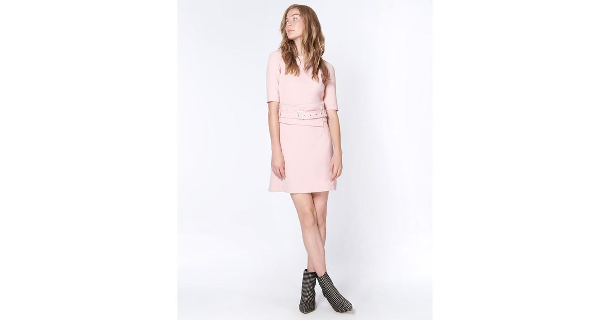 89928a15d33 Veronica Beard Nora Dress in Pink - Lyst