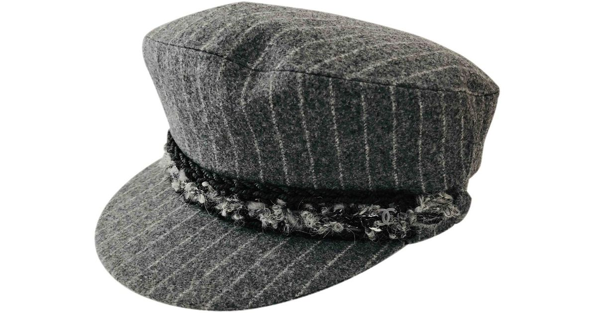 b9df2e23f57 Grey Wool Hats - Image Of Hat