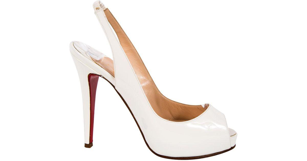 Christian Louboutin Shoes Uk Stores