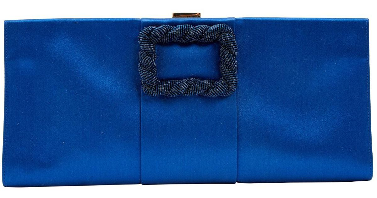 Roger Vivier Pre-owned - Cloth clutch bag 93UZT