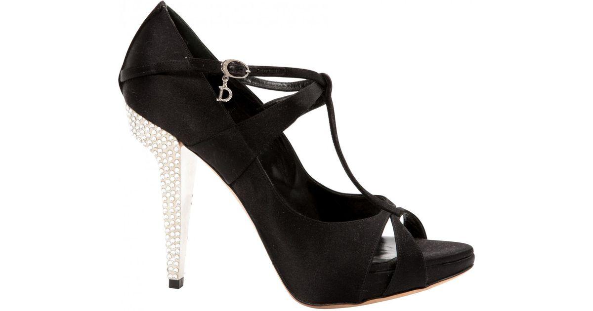 Pre-owned - Cloth sandal Prada ZDj1C