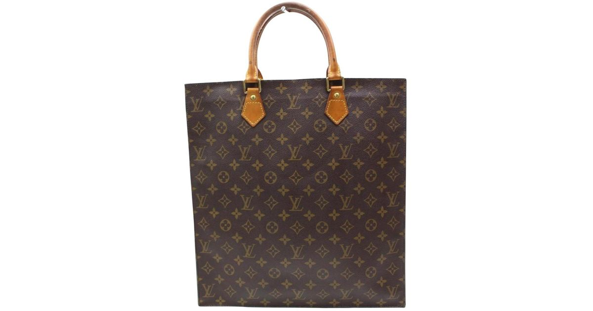 Occasion - Sac En Tissu Plat Louis Vuitton Je6Ov1n
