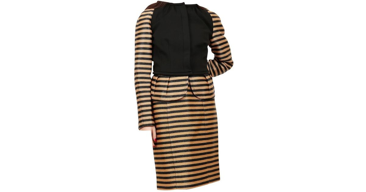 ebeecef3082b Burberry Pre-owned Skirt Suit - Lyst