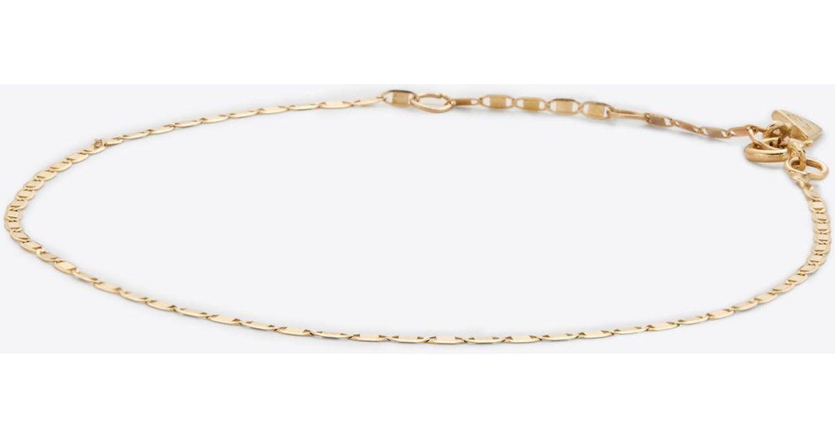 Vince Loren Stewart / Baby Valentino 10-Karat Gold Necklace Gold mGnIQJjNTn