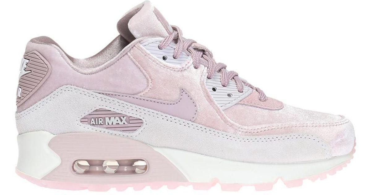 Nike Lx' Pink Sneakers Lyst 90 'air Max mN8n0w