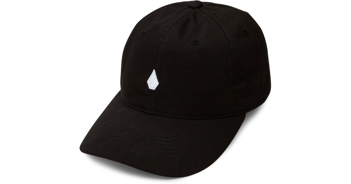 promo code 4116a 647ad ... authentic lyst volcom geezer hat in black for men 26426 796ce