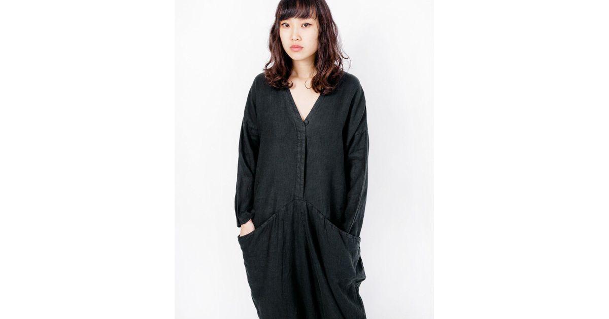 f4987924e68 Lyst - Black Crane Painter Jumpsuit   Black in Black