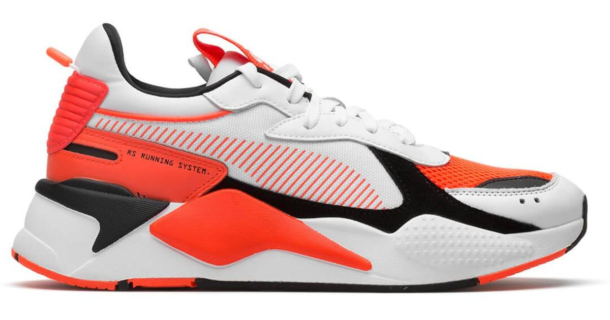 be9c1a3ce371 Lyst - PUMA Rs-x Reinvention in White for Men