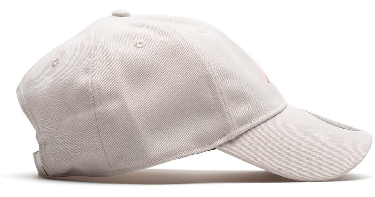 90f055341 Nike - Brown Floppy Cap for Men - Lyst