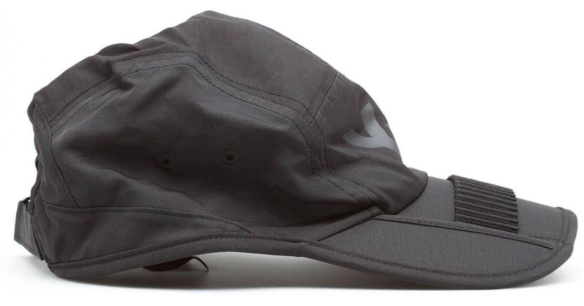7e2859d9dcf Lyst - Y-3 Foldable Cap in Black for Men