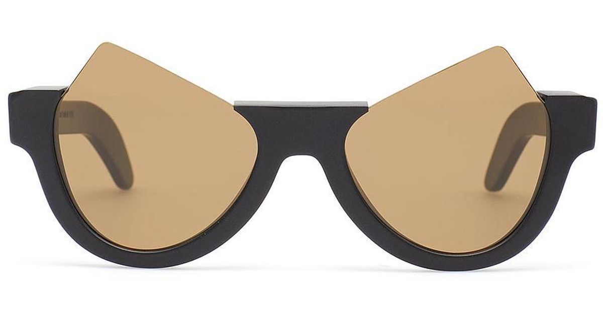 c1f9c0535be Lyst - Kuboraum Y6 Bm 02 Sunglasses in Brown for Men