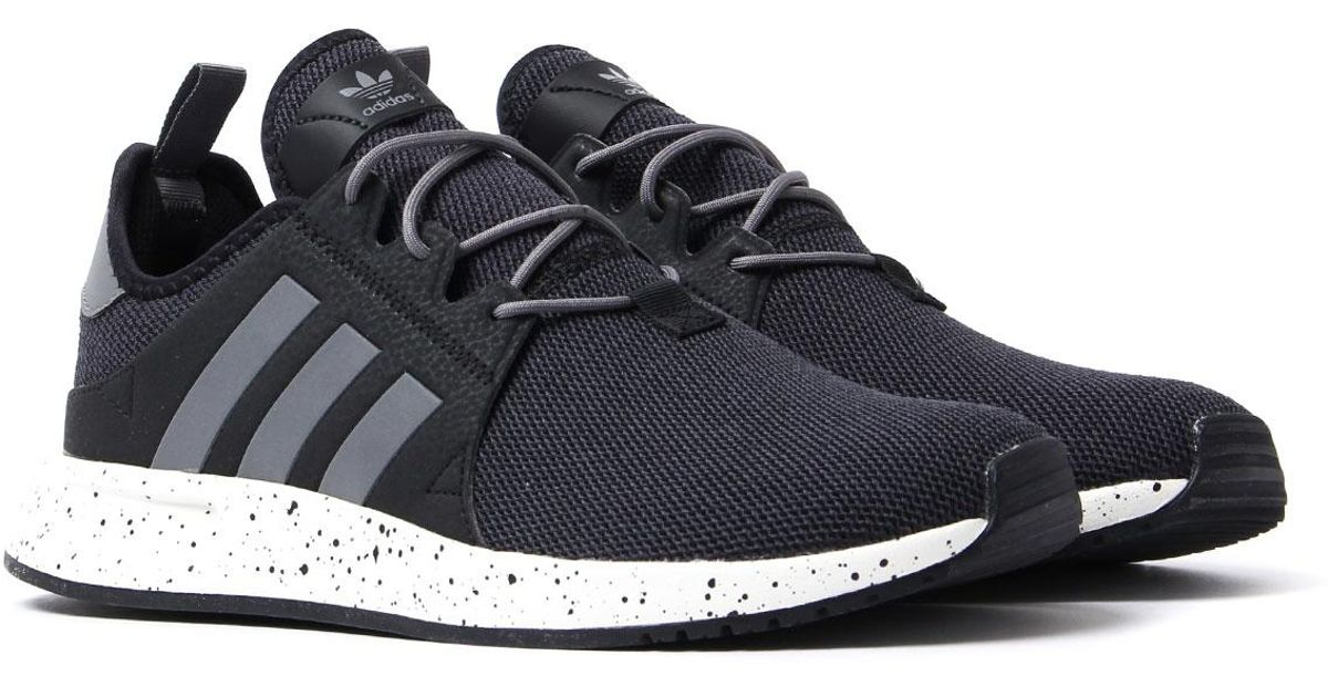 timeless design 5d3d0 a6b81 adidas Originals Black X-plr Trainer in Black for Men - Lyst
