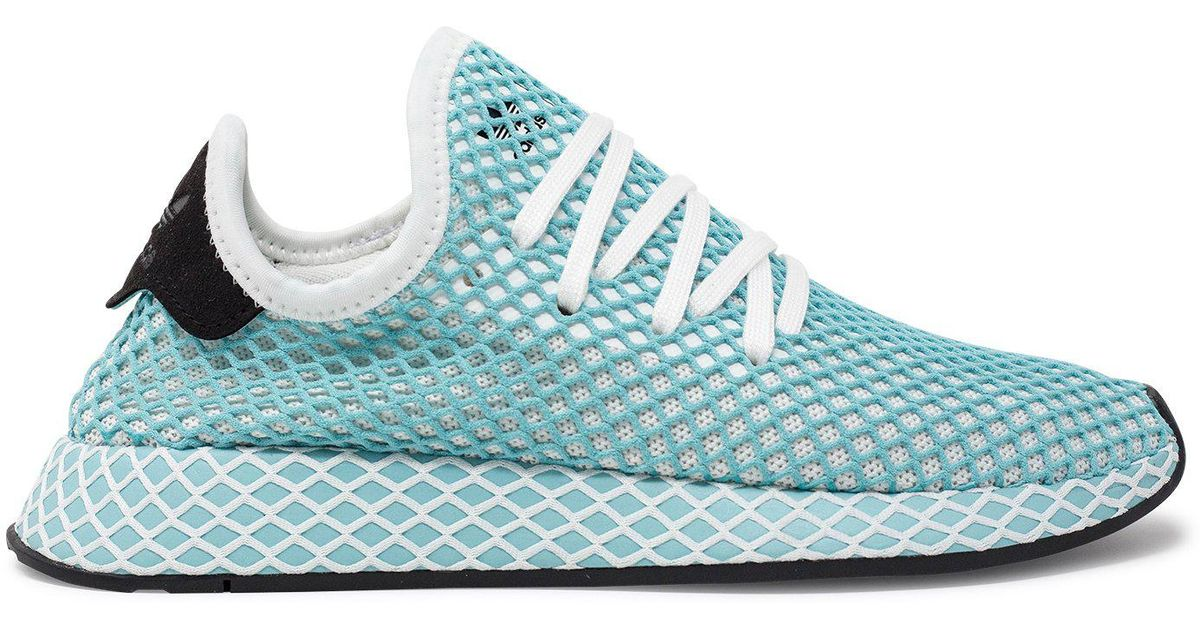 635602936c26a Lyst - adidas Originals Deerupt Runner Parley in Blue for Men