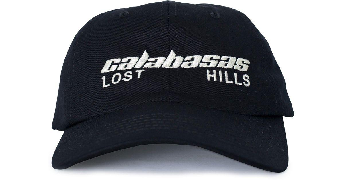 5bfb7364f53 Lyst - Yeezy  calabasas Lost Hills  Dad Hat in Blue for Men