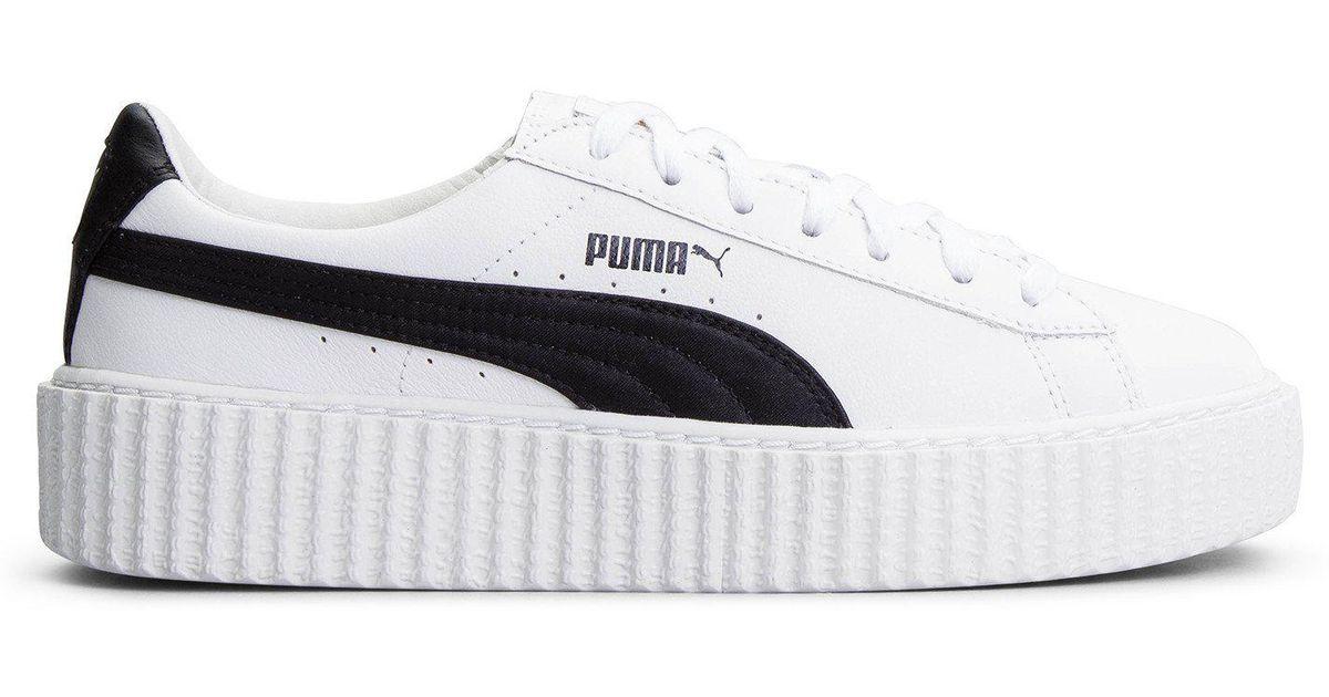 9042723cf3ad2e Lyst - PUMA Rihanna X Fenty Creeper in White for Men
