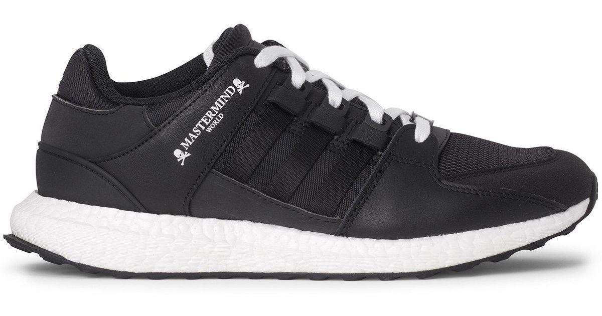 best service e3321 18810 Lyst - Adidas Originals Mastermind World Eqt Support Ultra in Black for Men