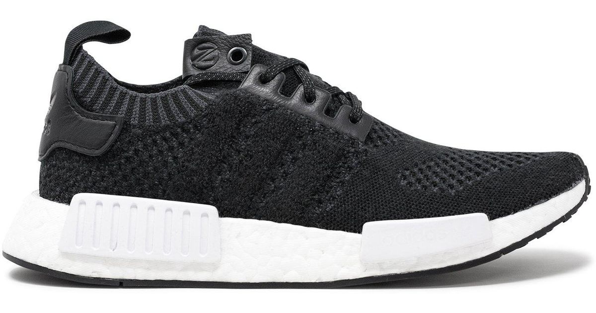 592a221831109 Lyst - adidas Originals A Ma Maniere X Invincible X Nmd r2 in Black for Men