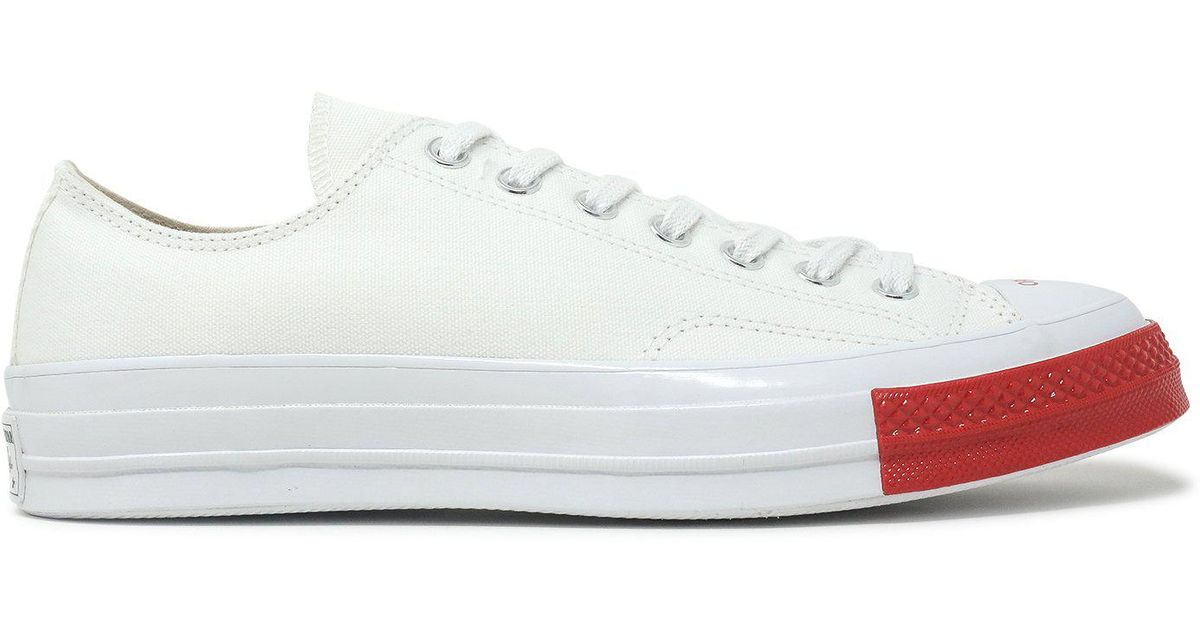 separation shoes 6c826 412da Lyst - Converse X Undercover Chuck Taylor 1970s Ox in White for Men - Save  6%