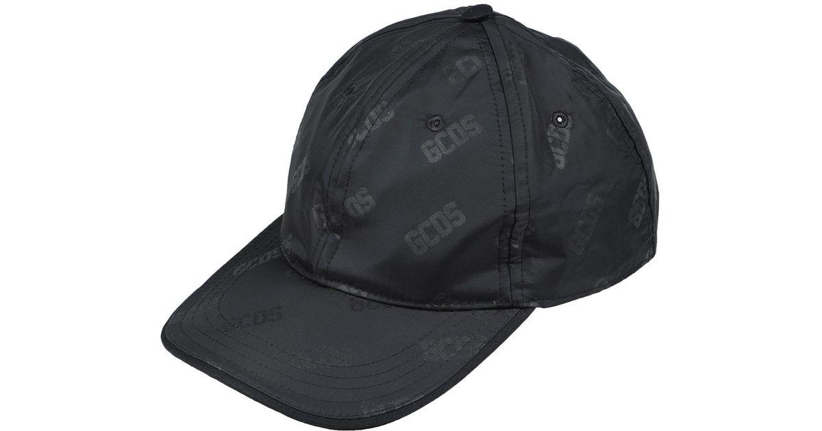 eac4d20d7c6 Gcds Hat in Black for Men - Lyst