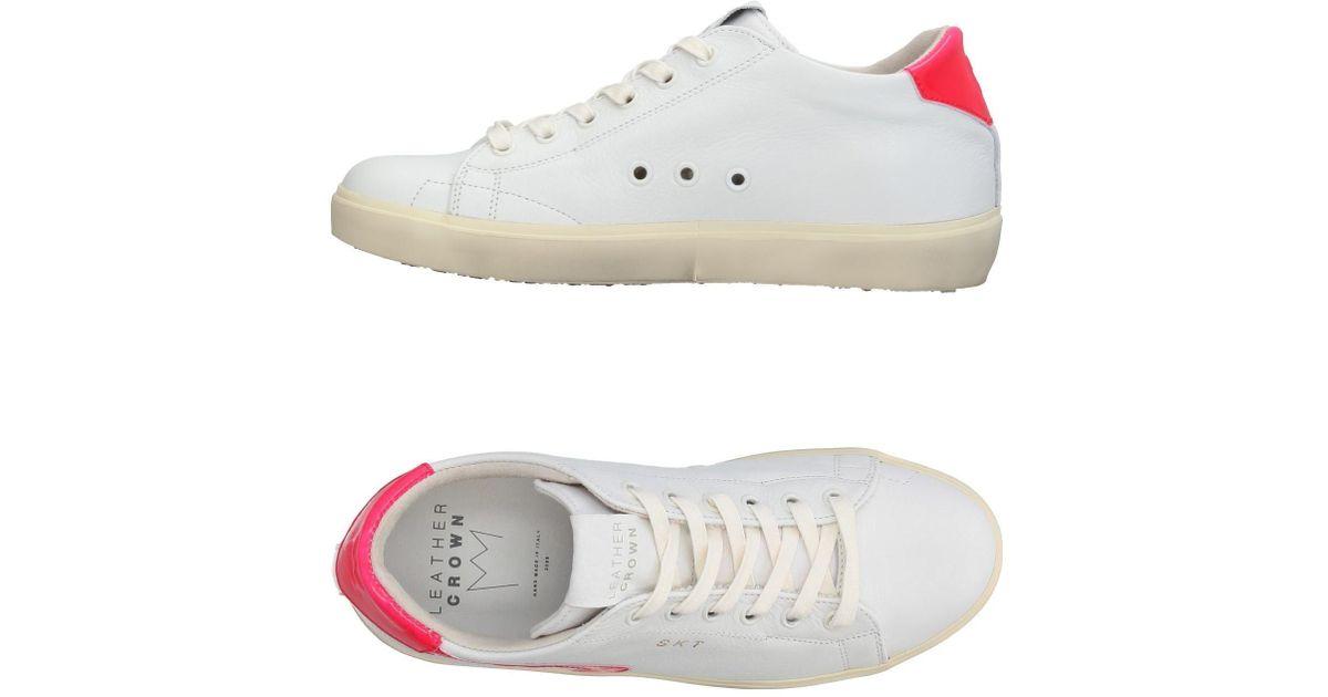 FOOTWEAR - Low-tops & sneakers Leather Crown qQOZW2kPMr