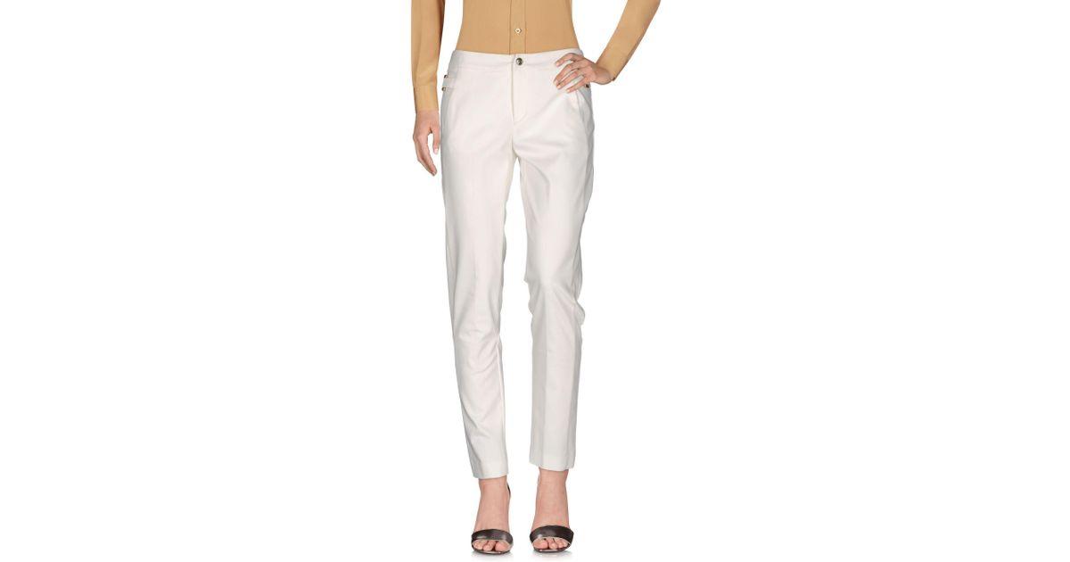 TROUSERS - 3/4-length trousers Angelo Marani FIpGPj