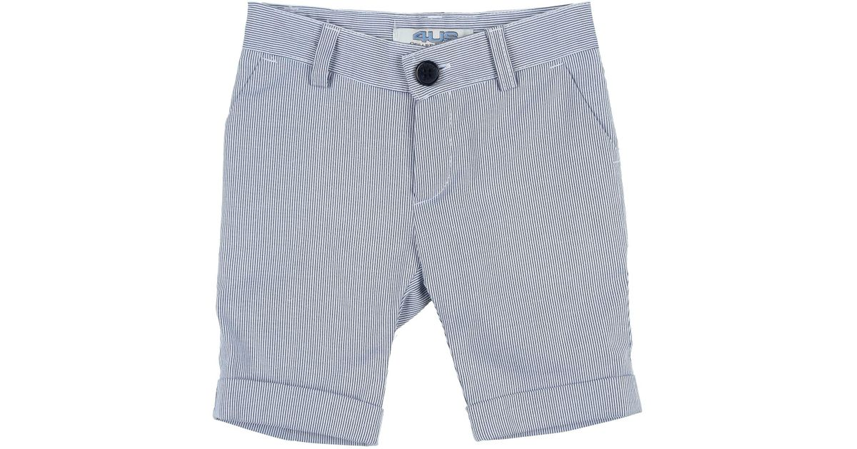 TROUSERS - Bermuda shorts Cesare Paciotti Discount Looking For r6b92t21F
