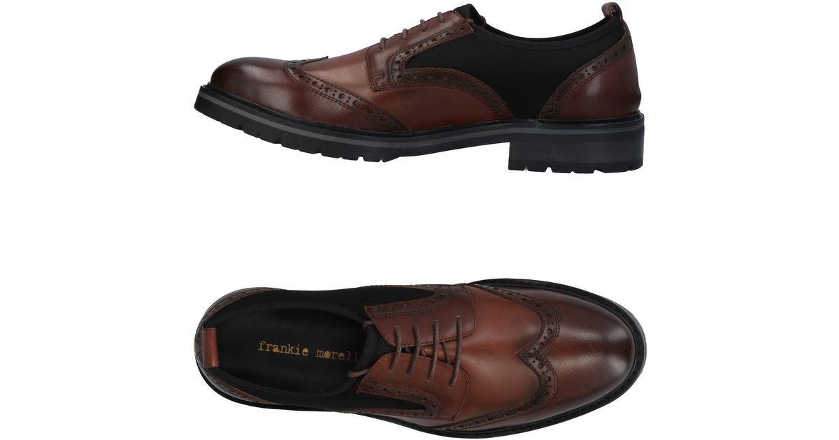 Frankie Morello Chaussures À Lacets d11I6sNQwP