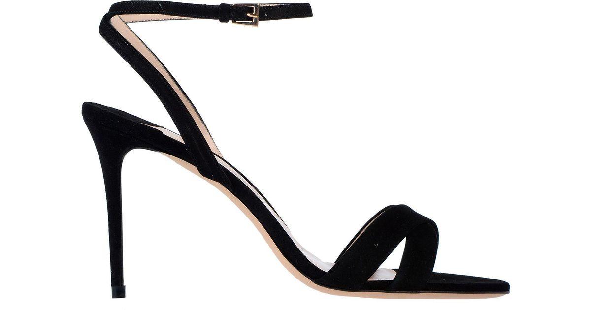 3faa8516b92 Roberto Festa - Black Sandals - Lyst