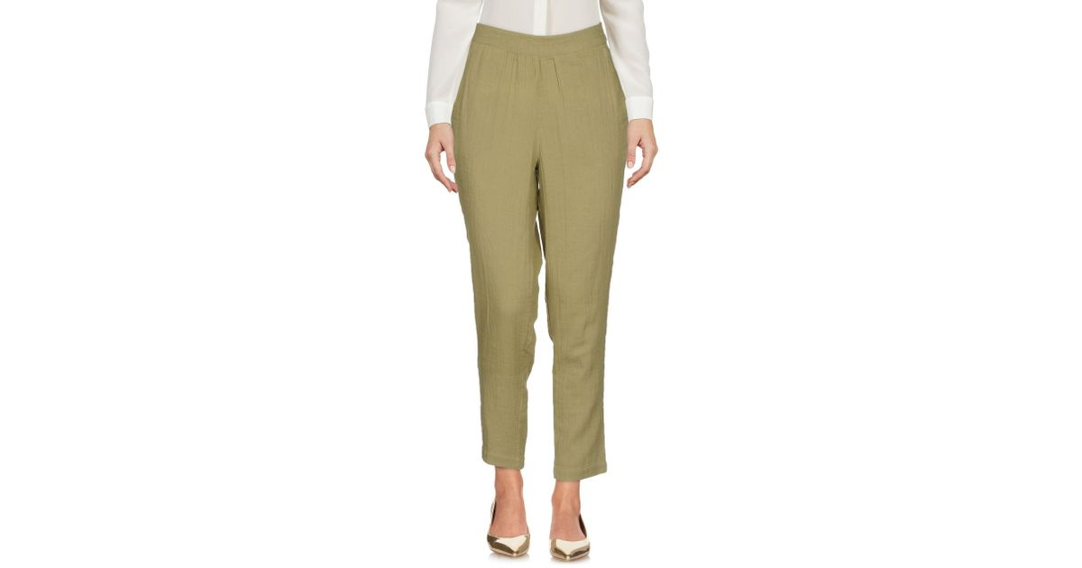 TROUSERS - 3/4-length trousers Ichi PBVLTh