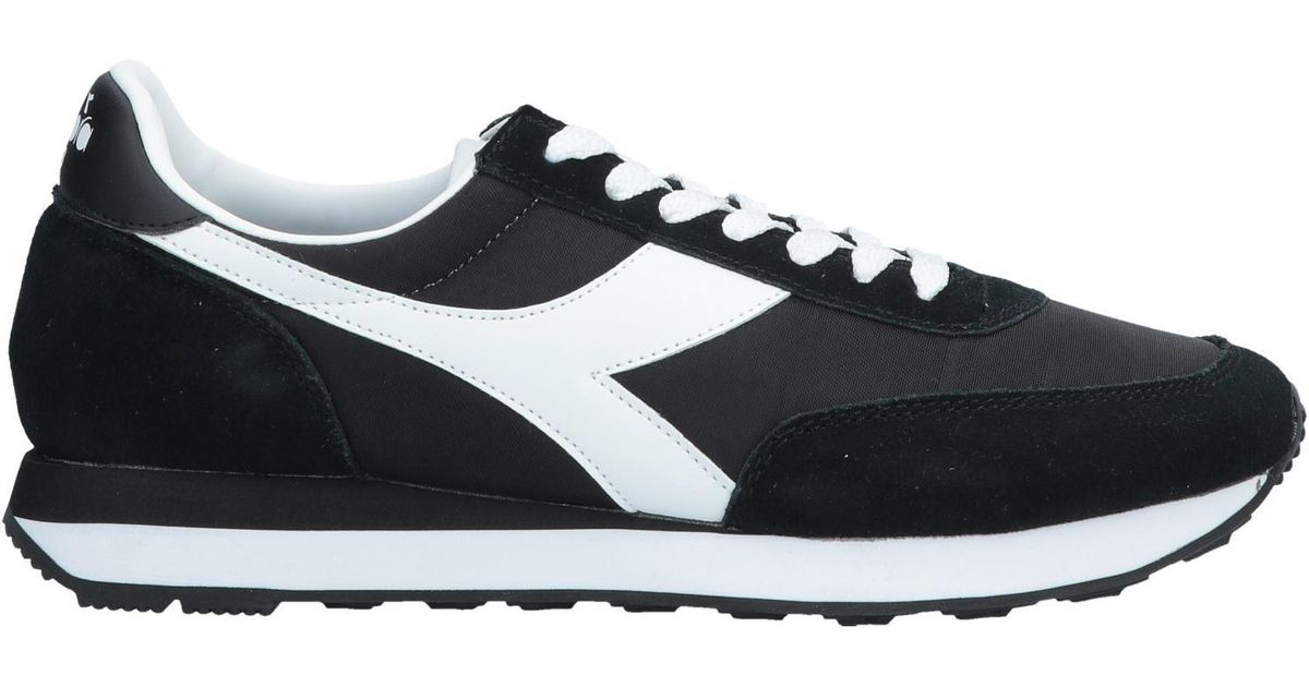050397133c Diadora - Black Low-tops & Sneakers for Men - Lyst