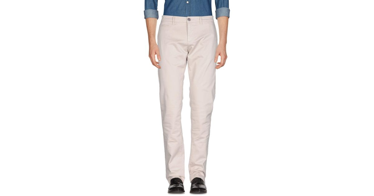 TROUSERS - Casual trousers Angelo Nardelli Sale View Cheap Best Place Browse Online 0Zd5iGRK1